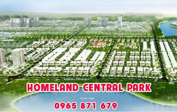 Homeland Central Park Đà Nẵng