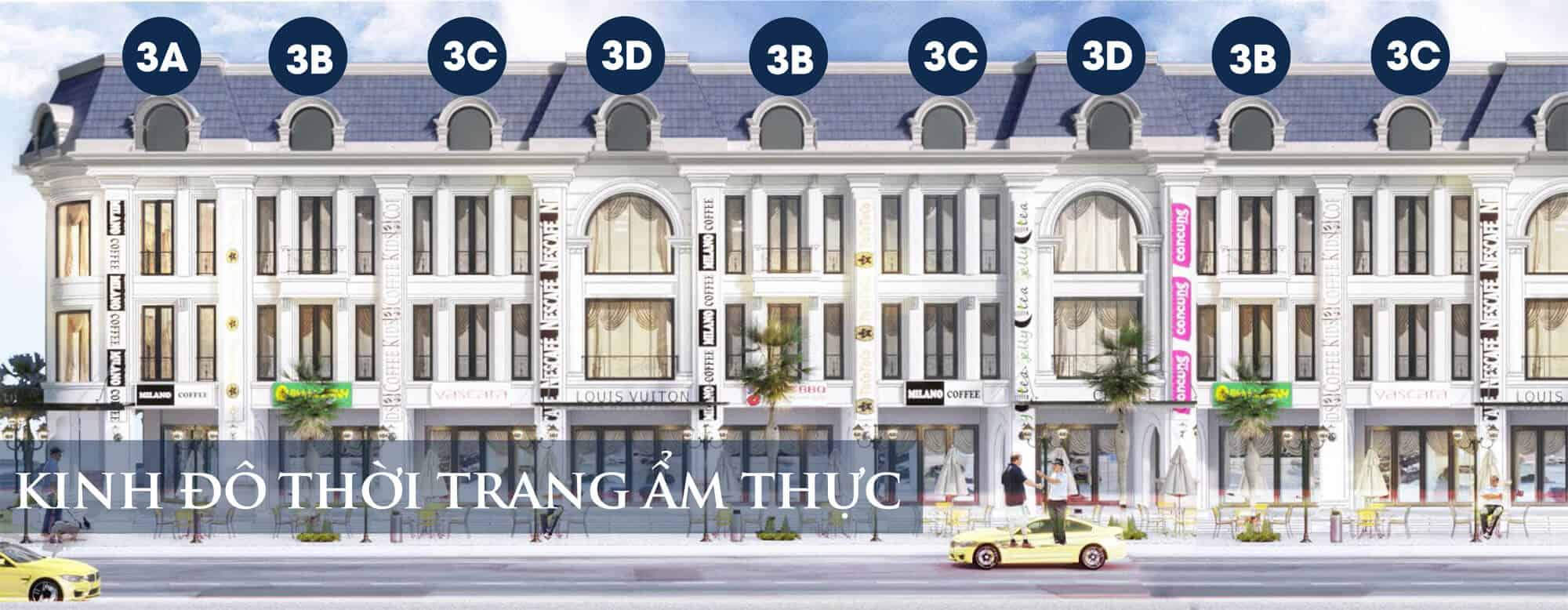 Shophouse Diamond Palace Da Nang