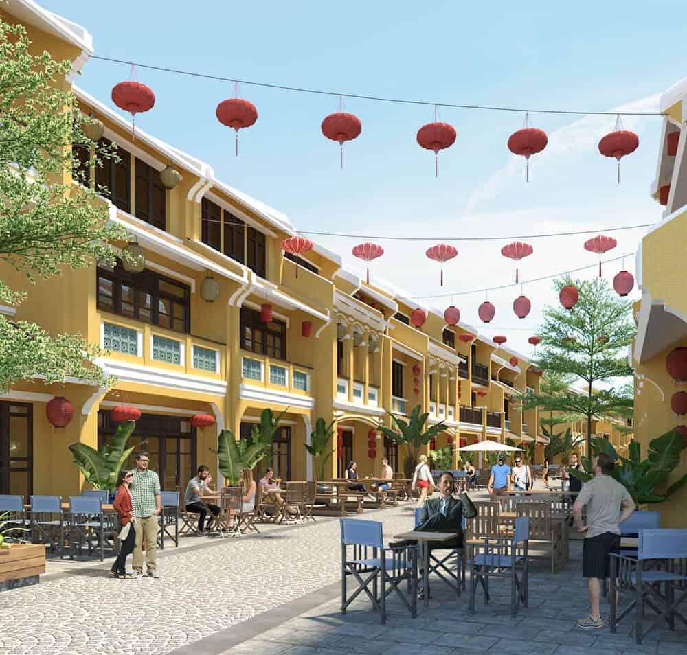 Khu đô thị công nghệ 4.0 đầu tiên cả nước HomeLand Paradise Village của HomeLand Group