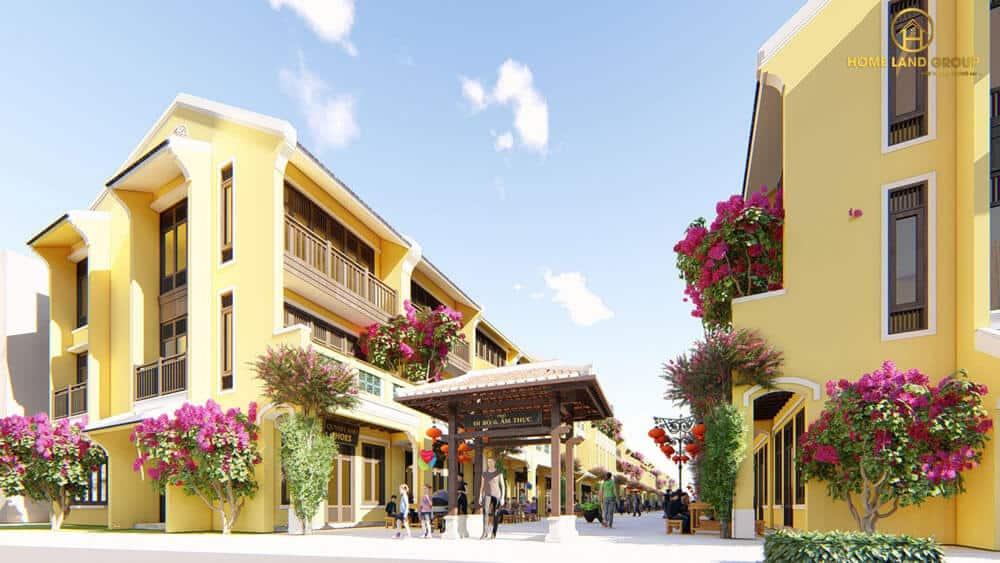 Homeland Paradise Village Khu Do Thi Thong Minh 3
