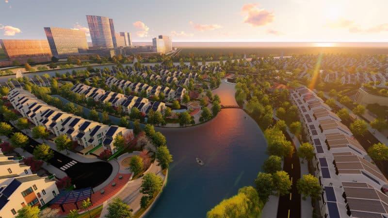 Homeland Paradise Village- khu đô thị 4.0 đầu tiên tại Quảng Nam - top 10 dự án quốc gia do Homeland Group làm chủ đầu tư.