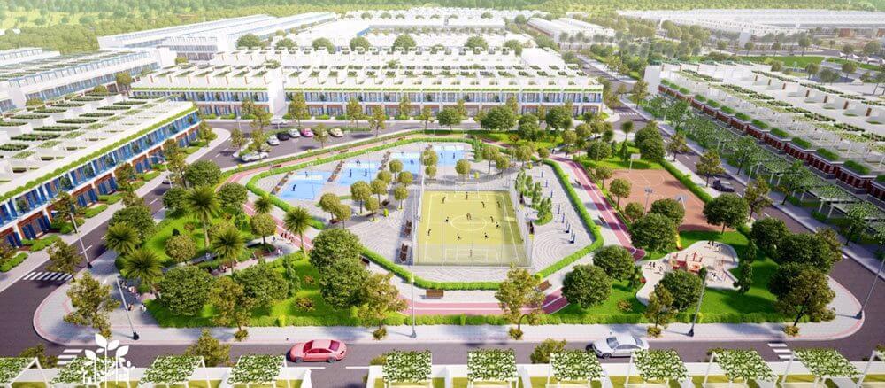 Homeland Complex City