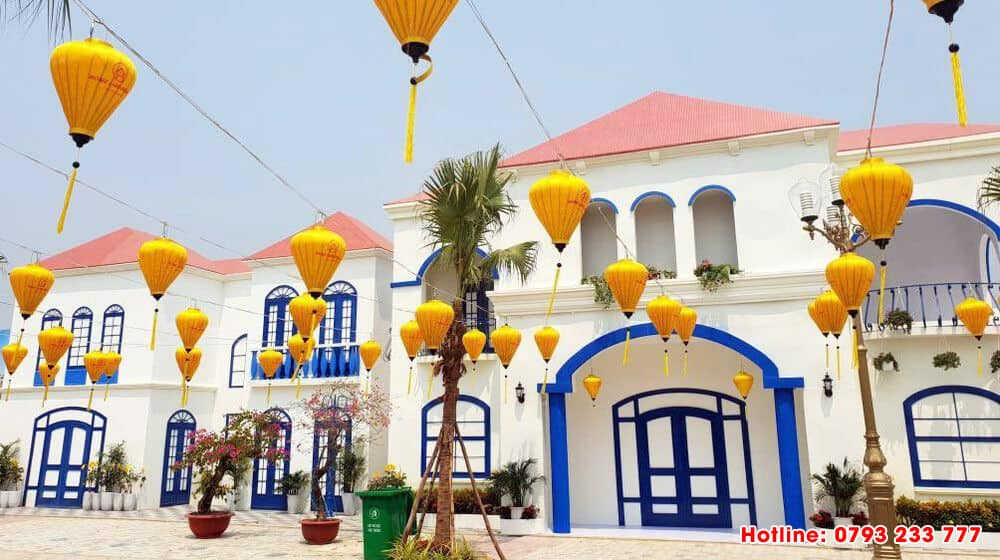 Mo Hinh Tuyen Pho Diamond Palace 3