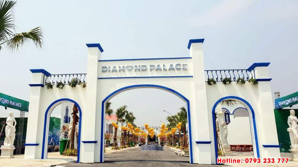 Mo Hinh Tuyen Pho Diamond Palace