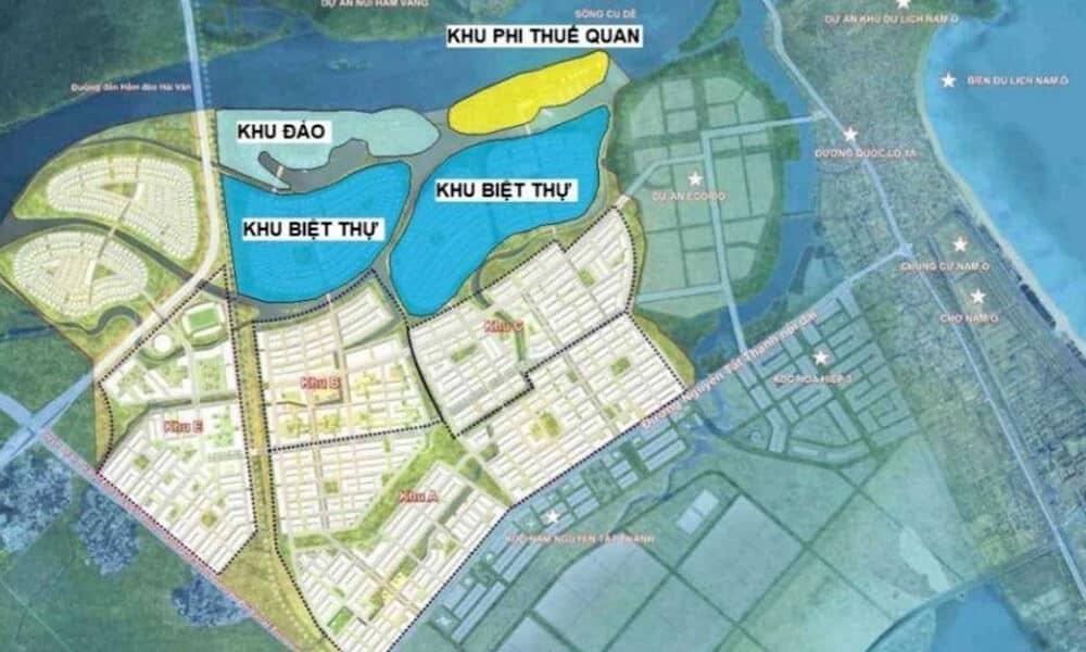 Khu C, Đô thị sinh thái Golden Hills được chọn xây dựng Trung tâm mua sắm phi thuế quan Duty Free, Outlet