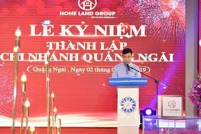 Homeland Group Chi Nhanh Quang Ngai Ky Niem 1 Nam Thanh Lap Va Phat Trien 1