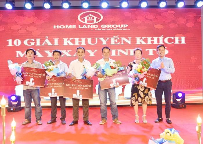 Homeland Group Chi Nhanh Quang Ngai Ky Niem 1 Nam Thanh Lap Va Phat Trien 2