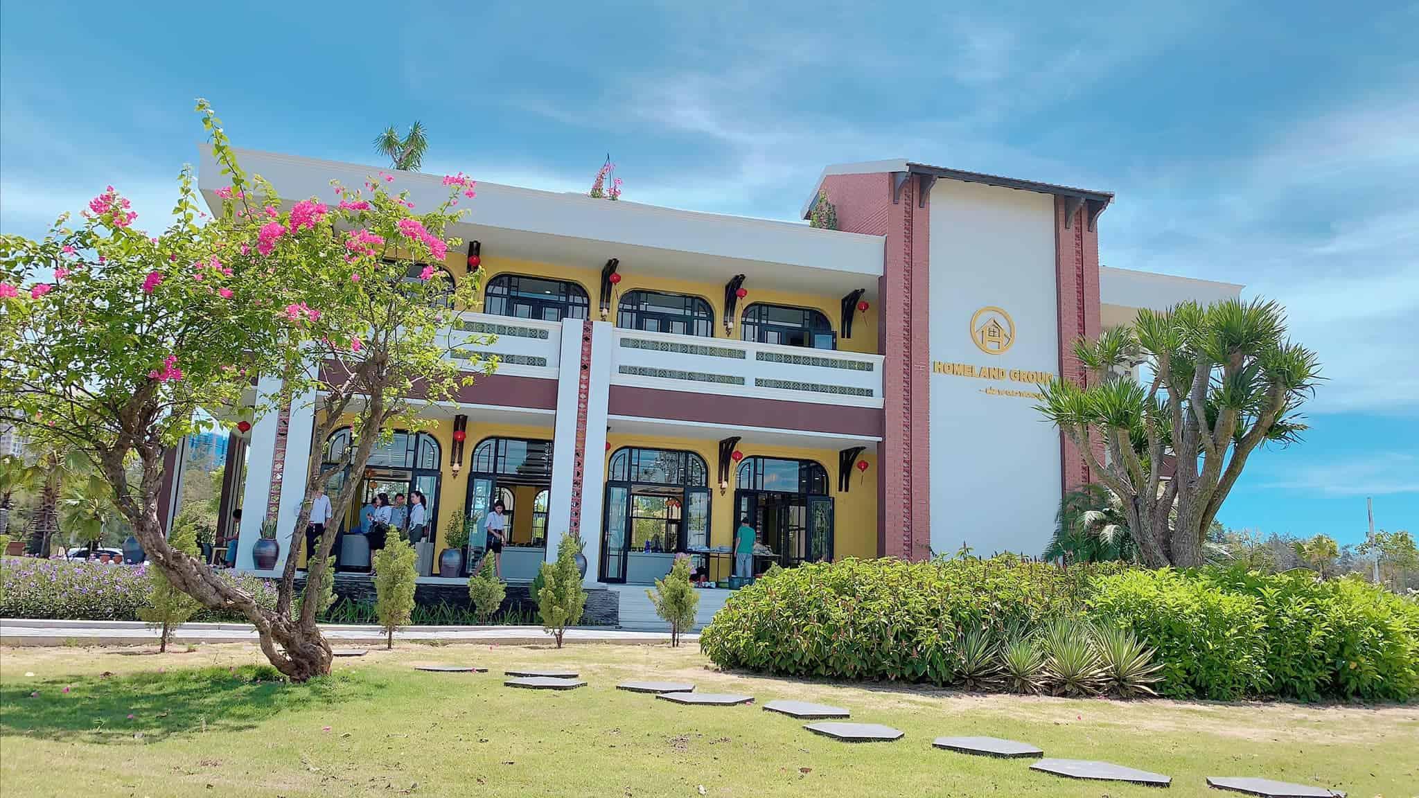 Văn Phòng Homeland Group Tại Dự án Homeland Paradise Village