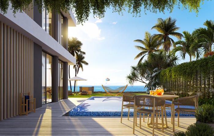 Phối cảnh Biệt thự Shantira Beach Resort & Spa Hội An