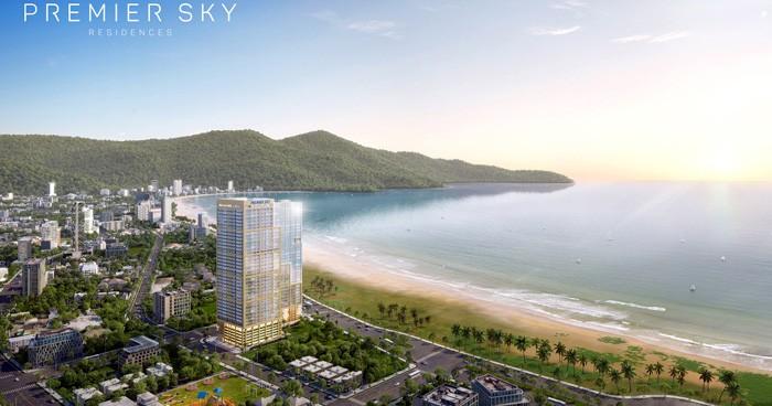 Phối cảnh căn hộ Premier Sky Residences