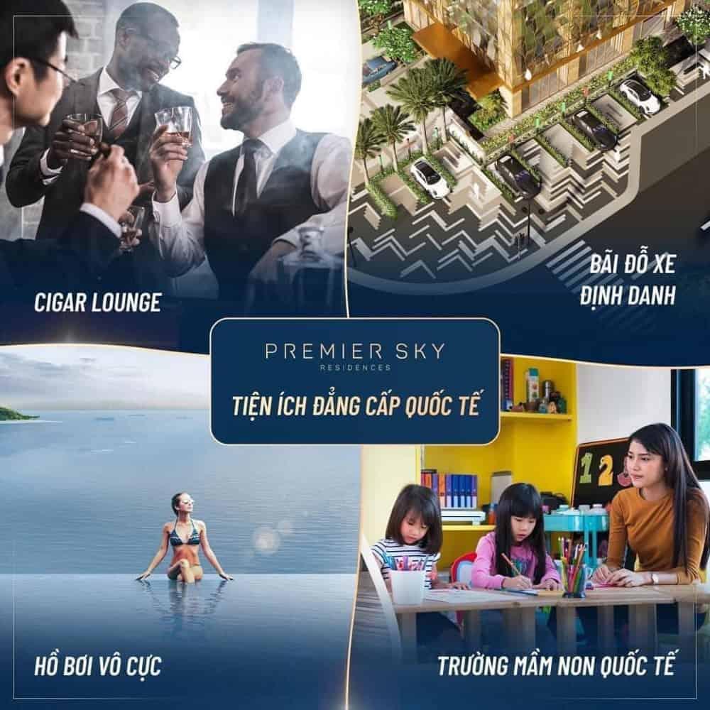 Tiện ích Premier Sky Residences