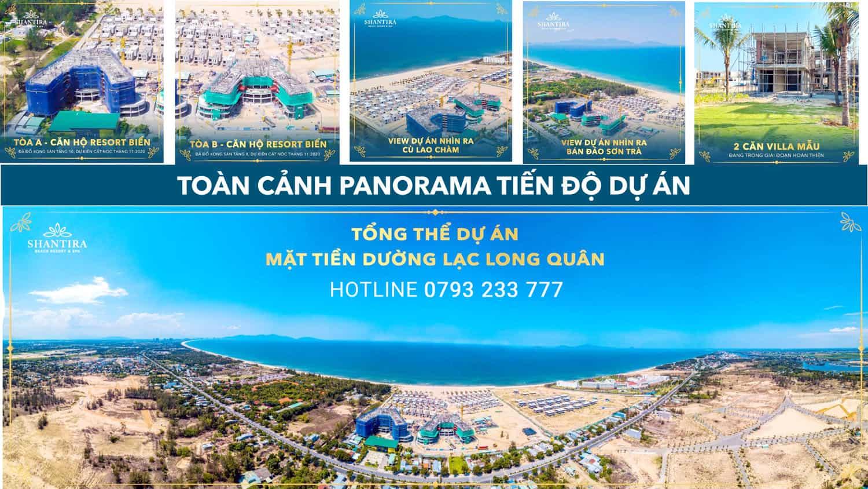 Toàn cảnh Shantira Beach Resort & Spa