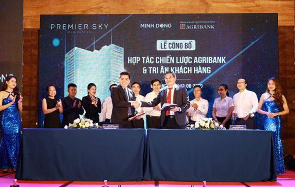 Ngan Hang Agribank Tai Tro 950 Ty Cho Du An Premier Sky Residences