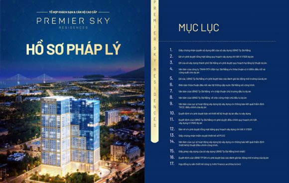 Phap Ly Cua Du An Premier Sky Residences Da Nang Co Day Du Khong