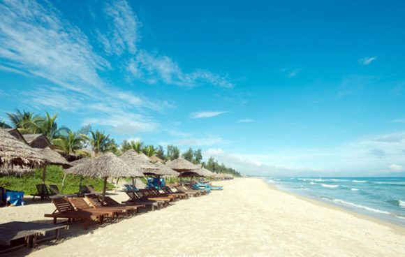Bãi biển An Bàng Hội An - Một trong 50 bãi biển đẹp nhất thế giới