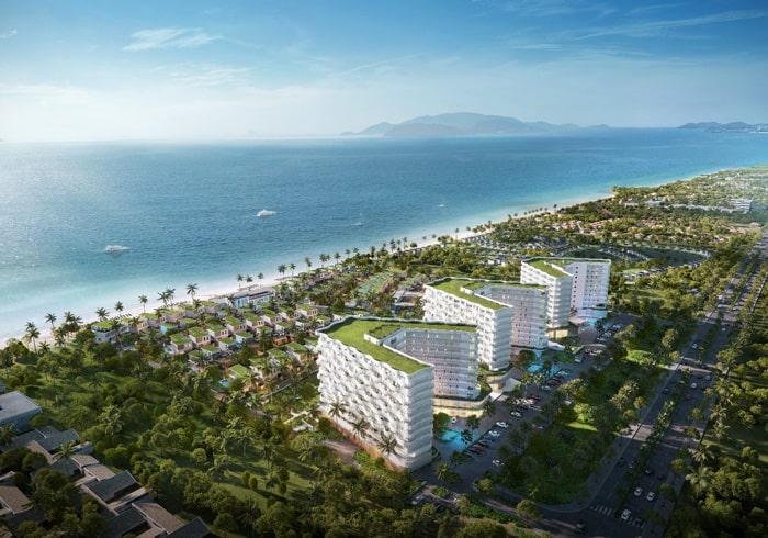 Phối cảnh dự án Shantira Beach Resort & Spa