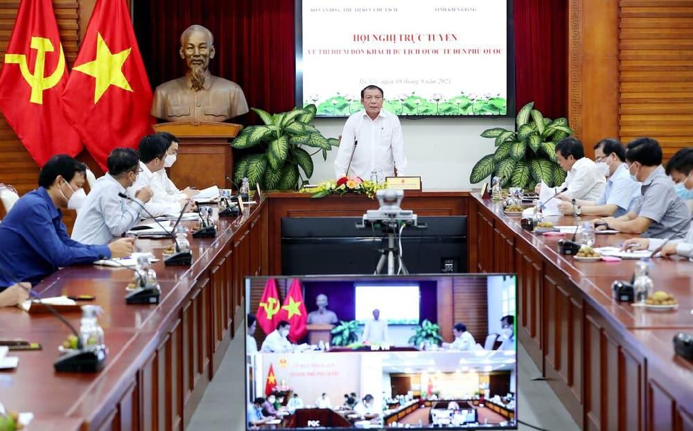Hoi Nghi Truc Tuyen Ha Noi Phu Quoc