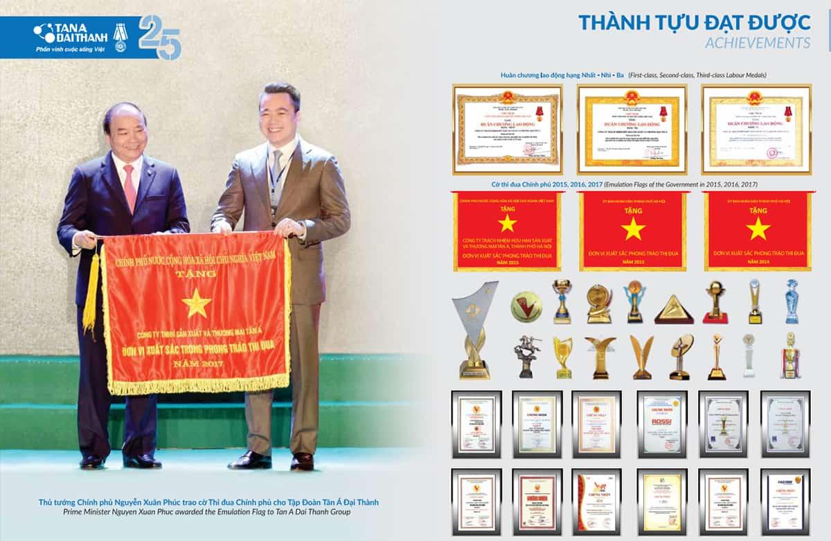 Thanh Tuu Tan A Dai Thanh