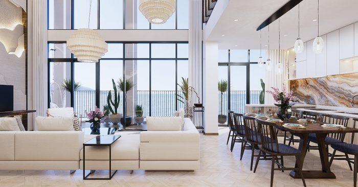 Can Ho Asiana Da Nang Penthouse