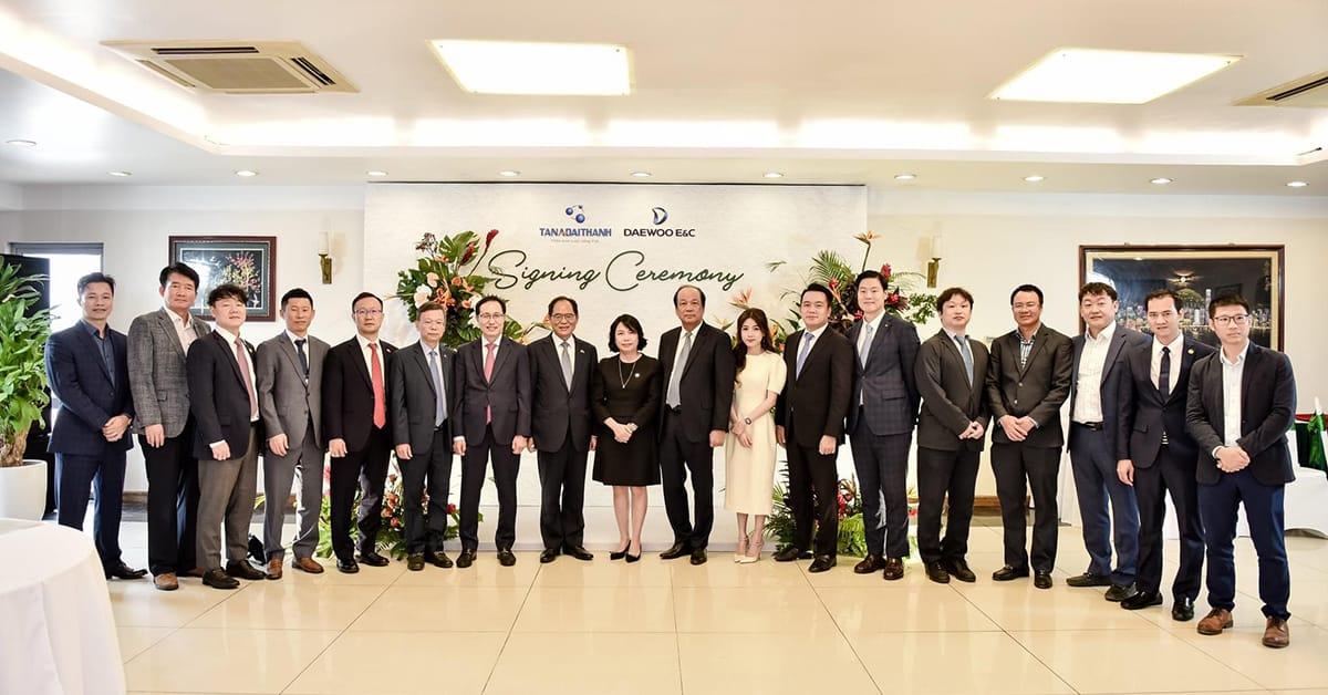 Tan A Dai Thanh Daewoo Ec Chup Ky Niem